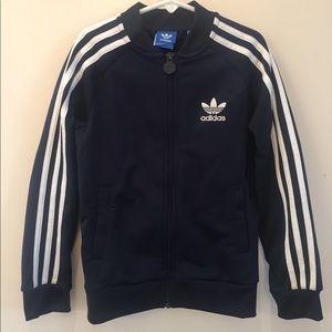 Kids Adidas Track Jacket
